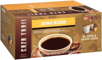 Caza Trail® Kona Blend Medium Coffee 56-0.40 oz. Cups