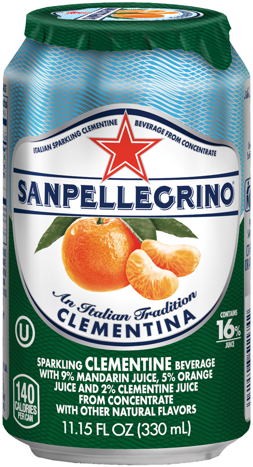 San Pellegrino® Clementina Sparkling Clementine Beverage