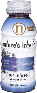 Nature's Intent® Blueberry Vinegar Drink 10 fl. oz. Bottle