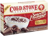 Cold Stone Creamery Marshmallow 1.25 Oz Pouches Hot Cocoa Mix 8 Ct Box