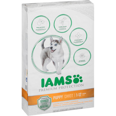 Iams™ Premium Protection 1-12 Months Puppy Food