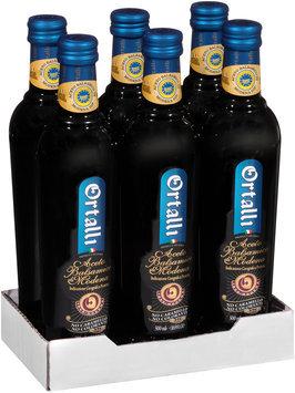 Ortalli Il Pantaro Blue Label Balsamic Vinegar of Modena