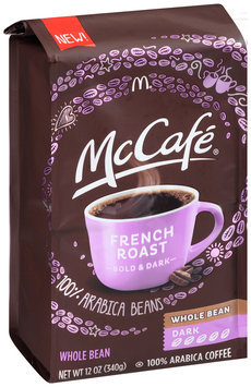 McCafe® French Roast Whole Bean Coffee 12 oz. Bag