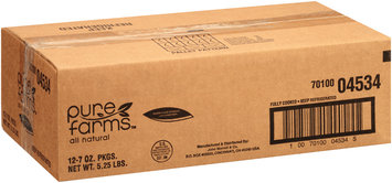 Pure Farms™ Applewood Smoked Uncured Ham 7 oz. Tray