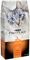 Purina Pro Plan Savor Adult Chicken & Rice Formula Cat Food 16 lb. Bag