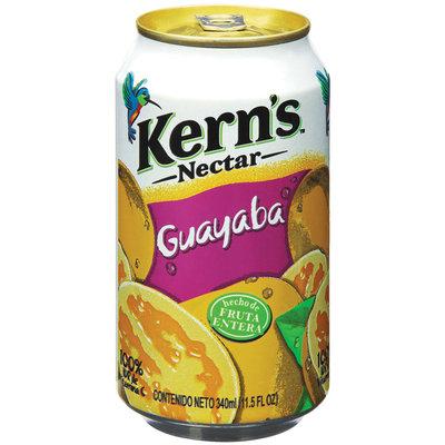 Kern's Mexico Guava Nectar 11.5 Oz Can