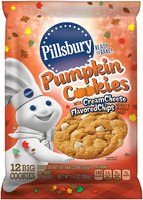 Pillsbury Ready to Bake!™ Pumpkin Cookies with Cream Cheese Flavored Chips 12 ct Pack