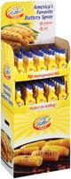 I Can't Believe It's Not Butter! Original Buttery Spray 8 Oz Spray Bottle