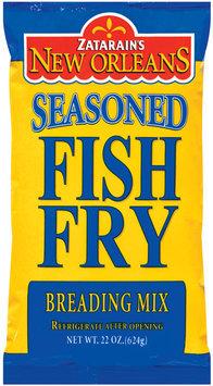 Zatarain's® Seasoned Fish Fry Breading Mix 22 oz. Bag