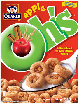 Oh's Apple International Cereal 321 G Box