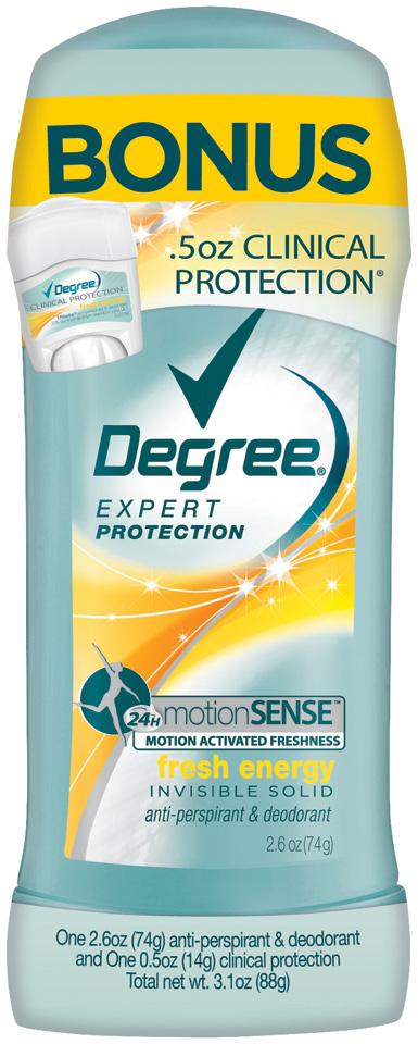 Degree Motion Sense Antiperspirant Deodorant