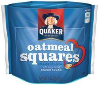 Quaker™ Oatmeal Squares Go Snacks Brown Sugar Cereal 1.05 oz. Bag