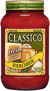 Classico® Four Cheese Pasta Sauce 32 oz. Jar