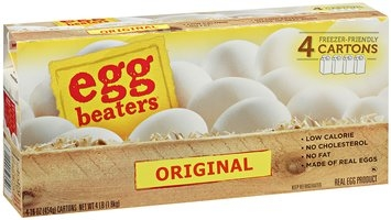 Egg Beaters® Original 4 Ct 16 Oz Gable Top.