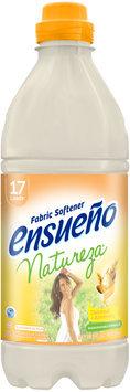 Ensueno® Natureza® Oatmeal + Almonds Fabric Softener 28.7 fl. oz. Plastic Bottle
