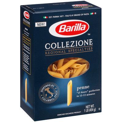 Barilla™ Collezione Regional Specialties Penne Pasta 1 lb. Box