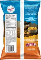 Ruffles® Loaded Bacon & Cheddar Potato Skins Potato Chips