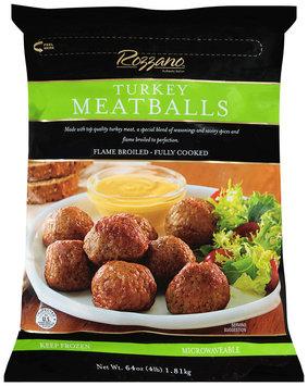 Rozzano™ Turkey Meatballs 64 oz. Bag