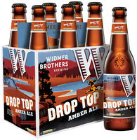 Widmer Brothers Brewing Drop Top Amber Ale Beer 6-12 fl. oz. Bottles