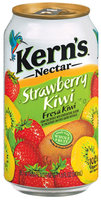 Kern's Strawberry Kiwi Nectar 11.5 Fl Oz Can