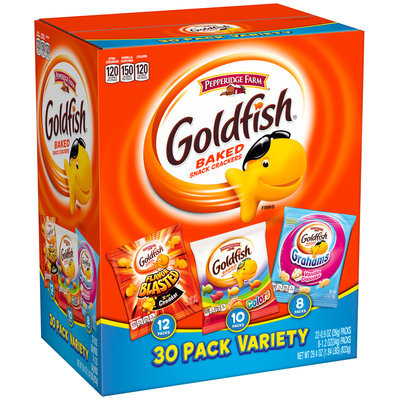 Goldfish® Baked Snack Crackers Variety Pack