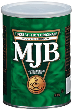 MJB Classic Roast Regular Grind Canadian - Coffee 10.5 Oz Canister
