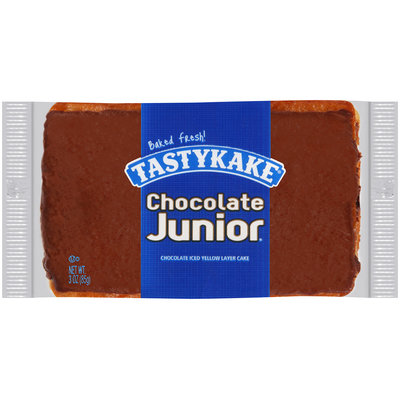 Tastykake® Chocolate Junior Cake 3 oz. Pack