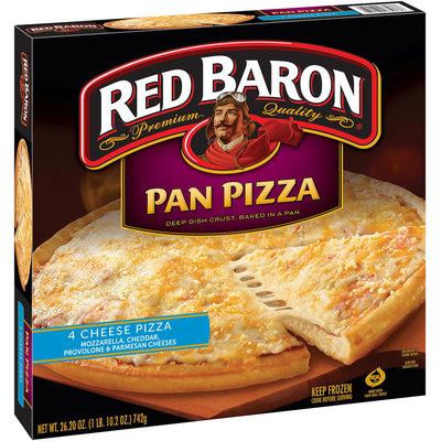 Red Baron® 4 Cheese Pan Pizza 26.20 oz. Box