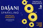 Dasani® Sparkling Tropical Pineapple Water Beverage