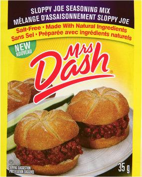 Mrs Dash® Sloppy Joe Seasoning Mix 35 g. Packet