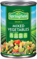Springfield® Mixed Vegetables 15 oz. Can