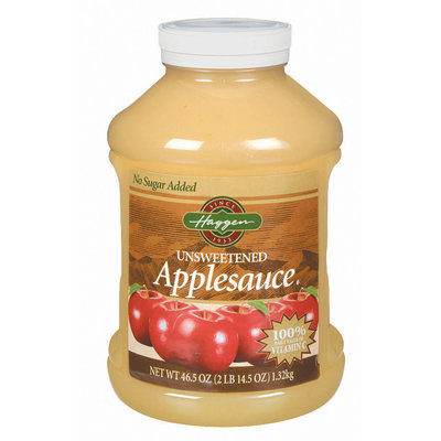 Haggen Unsweetened Applesauce