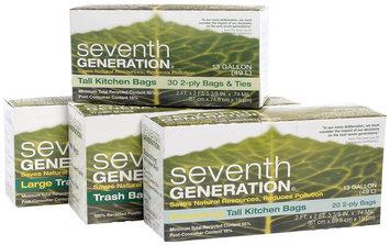 Seventh Generation Group Shot Trash Bags