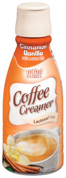 Home Dairies Cinnamon Vanilla Lactose Free Coffee Creamer 1 Qt Plastic Bottle