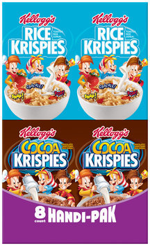 Kellogg's® Rice Krispies®/Cocoa Krispies® Cereal