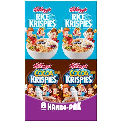Kellogg's® Rice Krispies®/Cocoa Krispies® Cereal