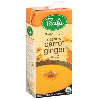 Pacific® Organic Cashew Carrot Ginger Soup