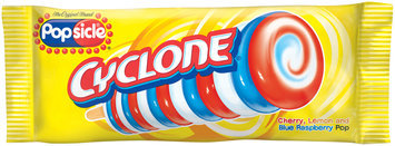 Popsicle® Cyclone® Pop Single Serve Novelty Wrapper