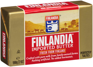 Finlandia® Importer Perfectly Salted Butter 7 oz. Pack