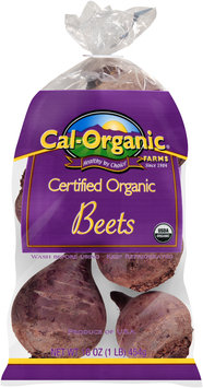 Cal-Organic® Farms Certified Organic Beets 16 oz. Bag