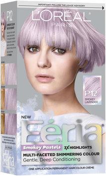 L'Oréal® Paris Feria® Smokey Pastels P12 Smokey Lavender Hair Color 1 Kit Box