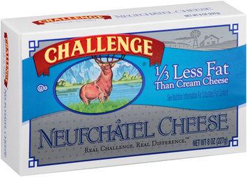 Challenge® Neufchatel Cheese 8 oz. Box