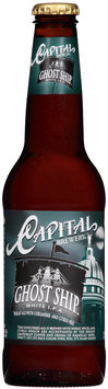 Capital Brewery Ghost Ship White I.P.A. Ale