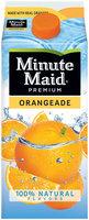 Minute Maid® Premium Orangeade