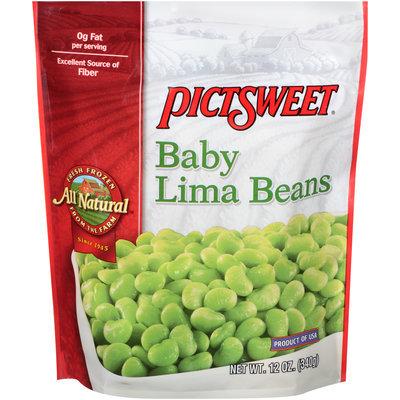 Pictsweet® Baby Lima Beans 12 oz. Bag