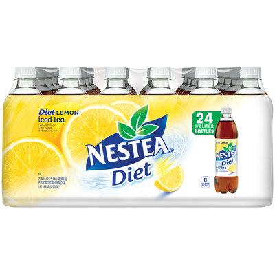 Nestea® Diet Lemon Iced Tea 24-0.5L Bottles