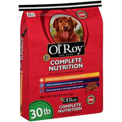 Ol' Roy® Complete Nutrition Dog Food 30 lb. Bag