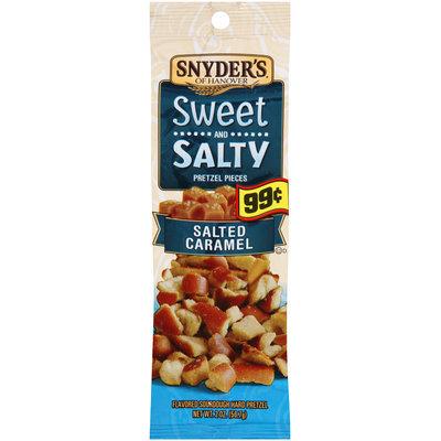 Snyder's Of Hanover Salted Caramel Pretzel Pieces
