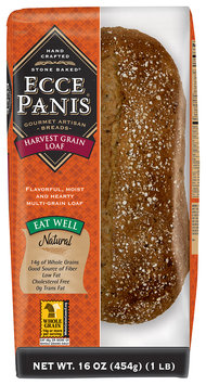 Ecce Panis Harvest GRain Loaf 16 oz Wrapper