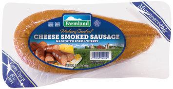Farmland® Cheese Smoked Sausage Rope 14 oz. Pack